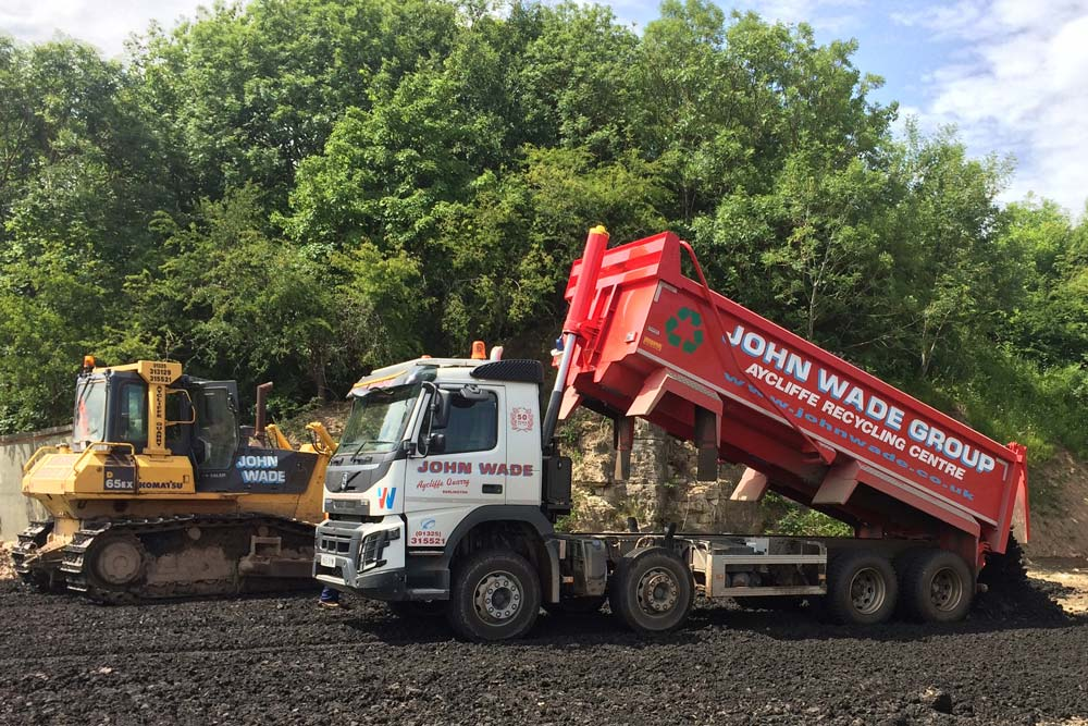 John Wade Plant and Truck Hire