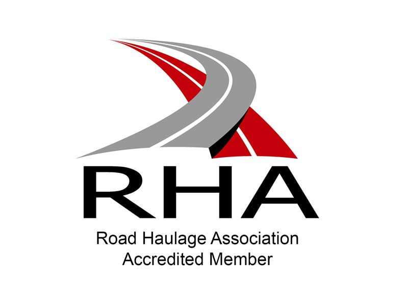 John Wade Road Haulage Association Accredited Member